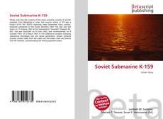 Обложка Soviet Submarine K-159