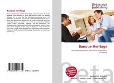Banque Heritage kitap kapağı