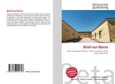 Buchcover von Briel-sur-Barse