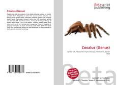 Capa do livro de Cocalus (Genus)