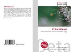 Capa do livro de Chira (Genus)
