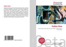 Bookcover of Fallen One
