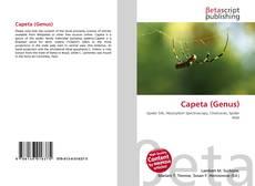 Capa do livro de Capeta (Genus)