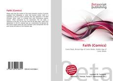 Copertina di Faith (Comics)