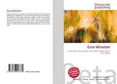 Bookcover of Ezra Winston
