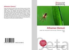 Capa do livro de Athamas (Genus)