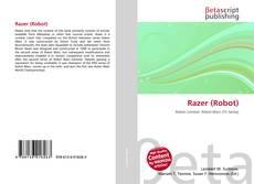 Razer (Robot) kitap kapağı