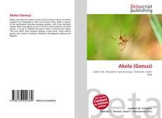 Capa do livro de Akela (Genus)