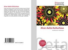 Bookcover of Alvar-Aalto-Kulturhaus