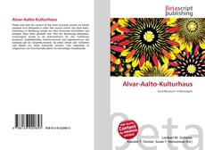 Portada del libro de Alvar-Aalto-Kulturhaus