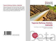 Обложка Taperoo Railway Station, Adelaide