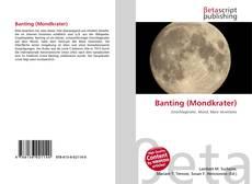 Couverture de Banting (Mondkrater)
