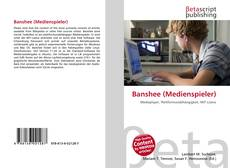 Bookcover of Banshee (Medienspieler)