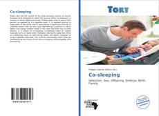 Capa do livro de Co-sleeping
