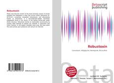 Bookcover of Robustoxin