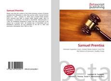 Couverture de Samuel Prentiss