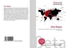 Bookcover of Elias Bogan