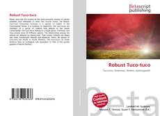 Bookcover of Robust Tuco-tuco