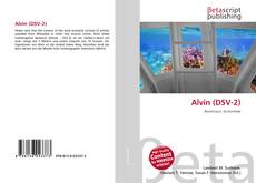 Bookcover of Alvin (DSV-2)