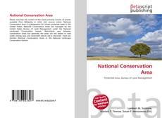 Couverture de National Conservation Area