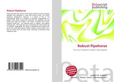 Bookcover of Robust Pipehorse