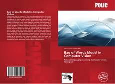 Buchcover von Bag of Words Model in Computer Vision
