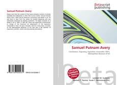 Capa do livro de Samuel Putnam Avery