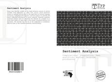 Bookcover of Sentiment Analysis