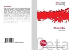 Buchcover von Alvorninha