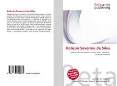 Portada del libro de Robson Severino da Silva