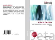 Обложка Robson Rotation