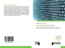 Copertina di Stratford University