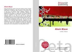 Bookcover of Alwin Blaue