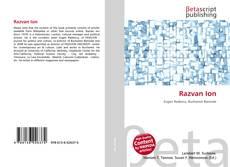 Bookcover of Razvan Ion
