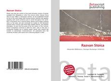 Bookcover of Razvan Stoica