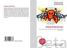 Buchcover von Edward Buckman