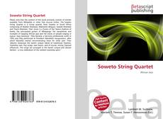Couverture de Soweto String Quartet