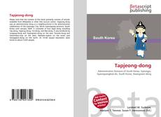 Bookcover of Tapjeong-dong