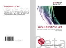 Bookcover of Samuel Rinnah Van Sant