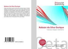 Capa do livro de Robson da Silva Ourique