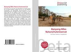 Bookcover of Banyang-Mbo-Naturschutzreservat