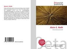 Capa do livro de Alvin E. Roth
