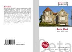 Buchcover von Banu Qasi