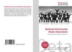National Community Boats Association的封面