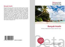 Buchcover von Banyak-Inseln