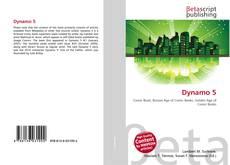 Bookcover of Dynamo 5
