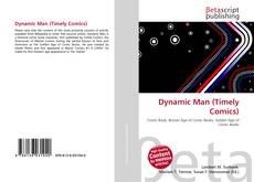 Borítókép a  Dynamic Man (Timely Comics) - hoz