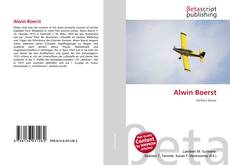 Bookcover of Alwin Boerst