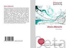 Buchcover von Alwin Albrecht