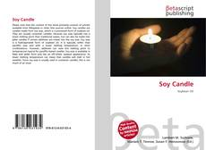 Bookcover of Soy Candle